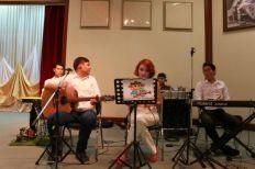 Kathi Fourth Band (วงดนตรีขนาด 4 คน) งานแต่งงาน 06/07/57 @TOT Academy คลิปการแสดงภายในงาน http://youtu.be/nK7ZkyYMLNI รายละเอียด : รูปแบบวง วง Kathi Fourth Band รับแสดงงานในโอกาสพิเศษต่างๆ สนใจติดต่อ 080-807-7194 Line ID : pumzper